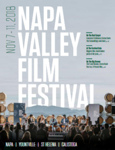 2018 Napa Valley Film Festival Program Guide