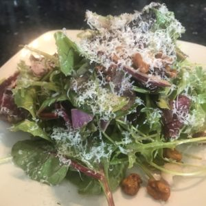 Carpe Diem Salad, a Napa Valley Restaurant Week option