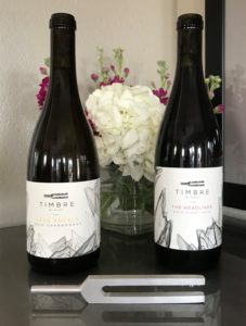 Timbre Winery, a 2019 World of Pinot Noir Grand Tasting participant