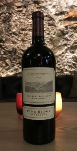 Pine Ridge Winery, a 2019 Vineyard to Vintner winery