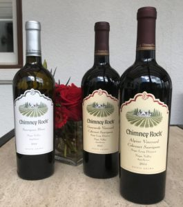 Chimney Rock wines from Elizabeth Vianna
