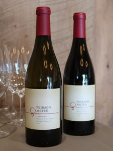 Peirson Meyer Wines at Vintner's Vanguard