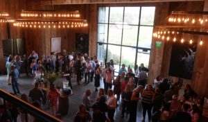 Vintner's Vanguard event at Brasswood Estate