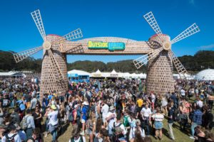 Outside Lands, home of Wine Lands