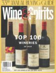 2019 Wine & Spirits Top 100 Tasting Issue