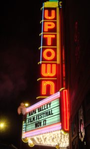 Uptown Theatre, a 2019 Napa Valley Film Festival venue