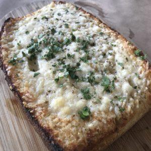 Garlic Bread from the Napa Restaurant Il Posto Trattoria