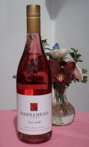 "The California Rosé Wine ""Pink Fiddle"" from Fiddlehead Cellars"