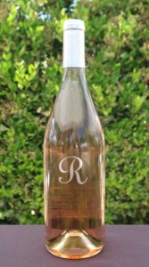 Rosé of Sangiovese from Jeff Runquist