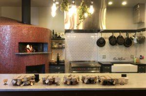 Vineyard Kitchen at Robert Sinskey Vineyards
