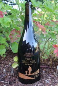 Ella's Reserve Pinot Noir from Father and Daughter Cellars